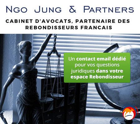 En exclusivité dans votre espace Rebondisseur : un email dédié pour vos questions juridiques