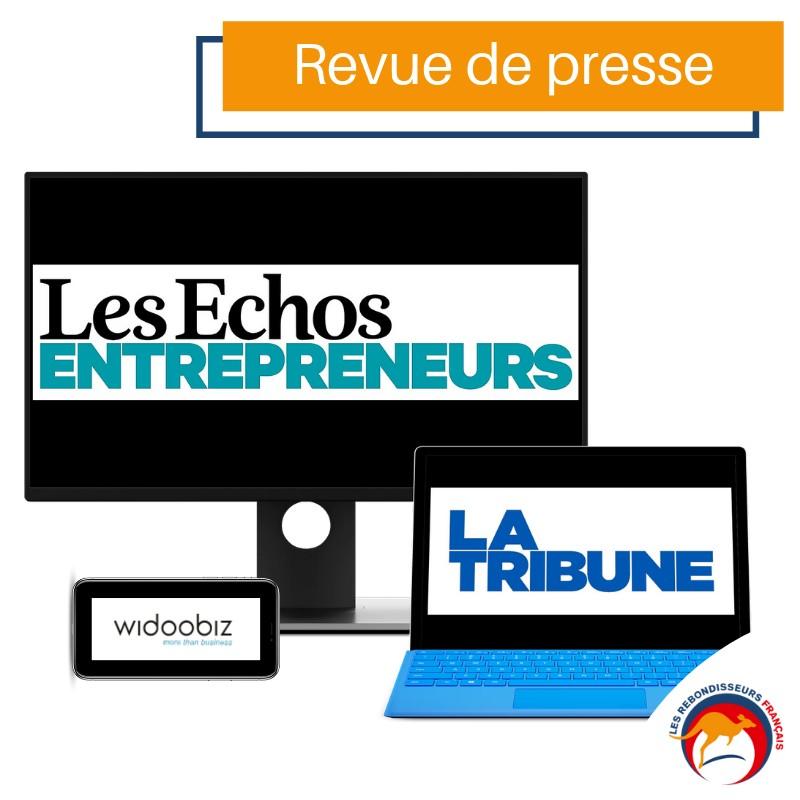 Revue de presse 09042019 Les Rebondisseurs Français