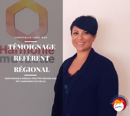 Être Rebondisseur Français selon Christelle Laou-Hap, notre référent régional PACA